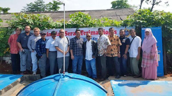 Biogas untuk Peternakan dan Perkebunan Sekolah Master Depok