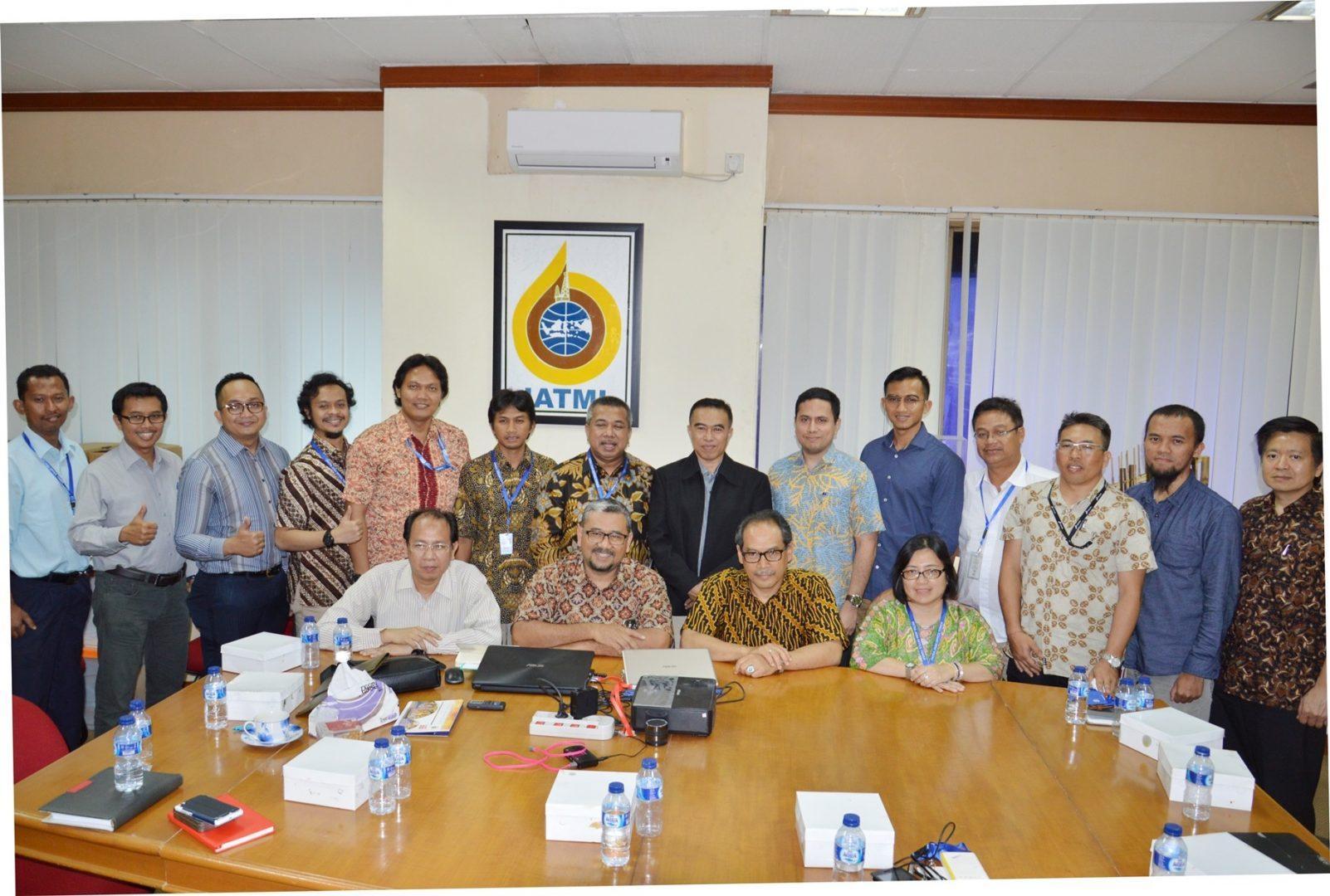 Rapat Perdana Pengurus IATMI 2016-2019