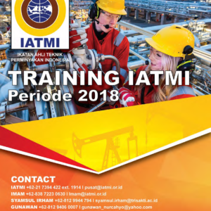 Training IATMI 2018