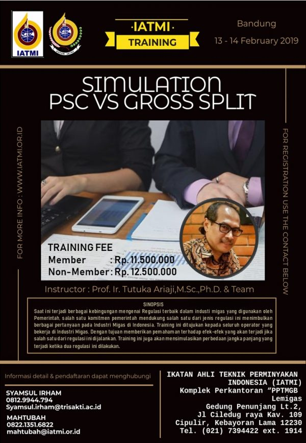 (2019) Simulation PSC Vs Gross Split