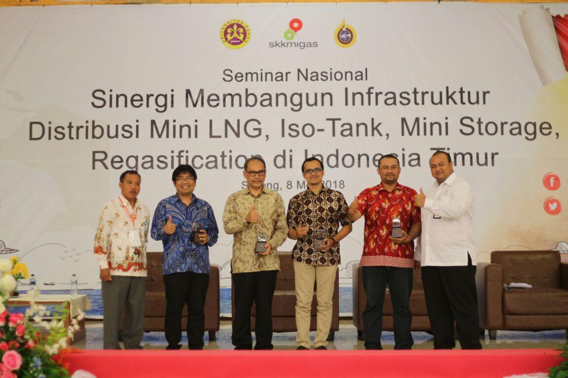 Sinergi Membangun Infrastruktur Distribusi LNG , Bio Tank , Mini Storage Regasification di Indonesia Timur