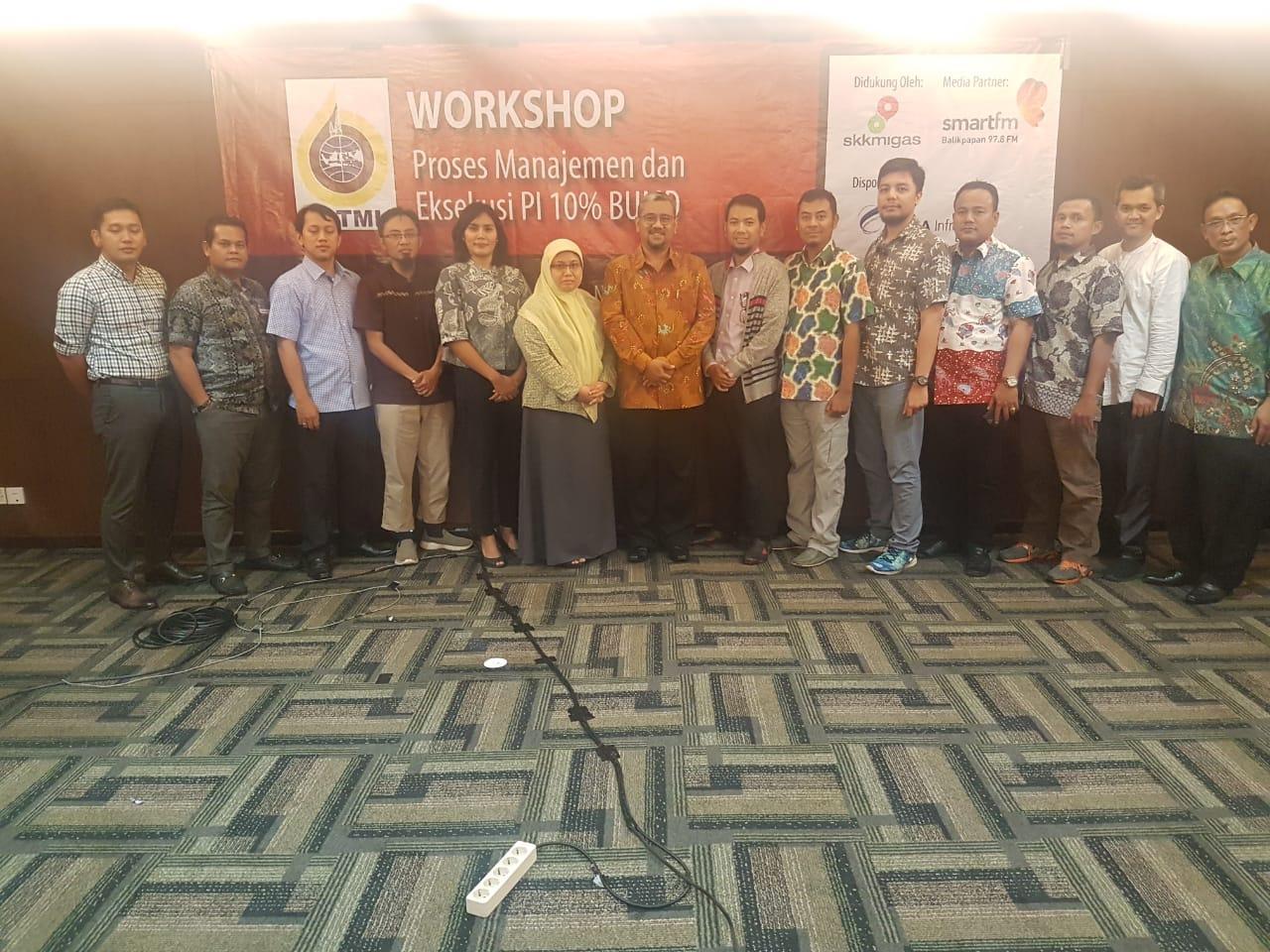 IATMI Workshop PI 10% Balikpapan