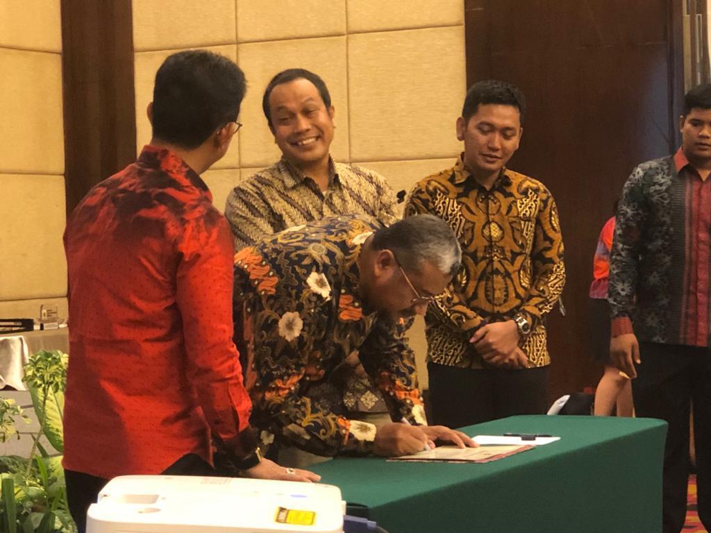 Agenda IATMI Pembentukan Komda Indonesia Tengah dan Timur